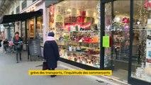 Grève du 7 décembre : les commerçants en difficulté