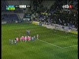 Golazo Toni Moral , Alavés 1 SevillaB 0  Jª24  07-08