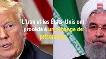 L'Iran et les États-Unis ont procédé à un échange de prisonniers