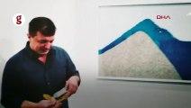 120 bin dolara satılan 'sanat eseri'ndeki muzu yedi