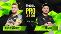 CSGO - Fnatic vs. Natus Vincere [Nuke] Map 2 - Semifinals - ESL Pro League Season 10 Finals