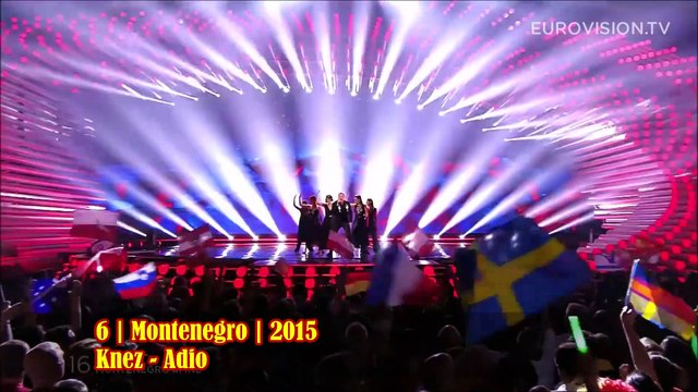 A-final - Eurovision Song Contest 2010 - 2019