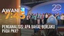Penganalisis: Apa bakal berlaku pada PKR?