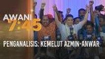 Penganalisis: Kemelut Azmin-Anwar
