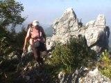Crêtes de Musan 1295 m de Beauregard-Baret - Vercors