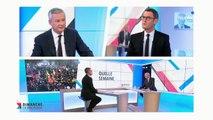 """Grève contre la réforme des retraites : """"La CGT défend ses troupes plus que les Français"""", estime Bruno Le Maire, qui promet d'aider les commerçants"""