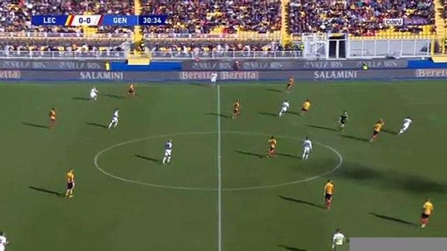 Serie A : Le superbe lob signé Pandev
