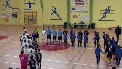 Kingersheim - FC Chavanoz (2-4) : le résumé vidéo