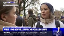 Paris: une nouvelle marche pour le climat