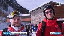 Alpes-Maritimes : la saison de ski est lancée à Isola 2 000