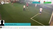 But de Equipe 1 (8-1)