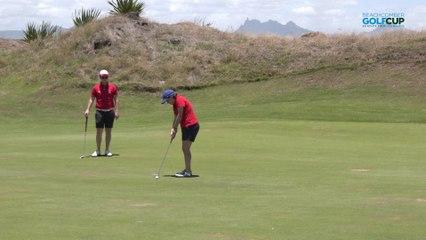 Beachcomber Golf Cup 2019 : jour 1