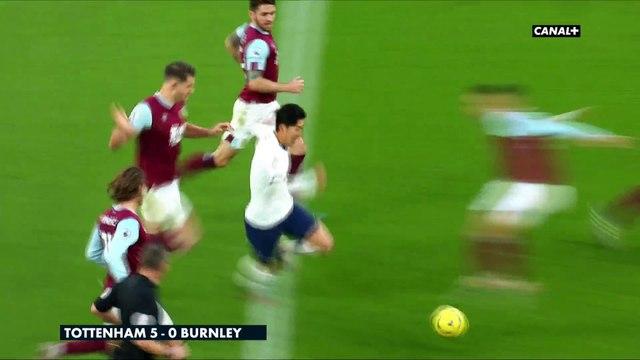 Le résumé de Tottenham - Burnley