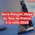 Pour la première fois, les Hautes-Alpes accueilleront le Tour de France de voile