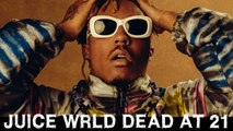 JUICE WRLD DEAD AT 21 - HIP HOP BREAKING NEWS
