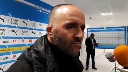 "Belmadi : ""Je n'ai pas encore approché Maxime Lopez"""
