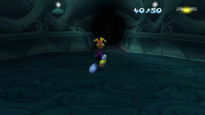 MortaLet's Play - Rayman 2 The Great Escape (PC) [Partie 6 : Le Sanctuaire d'Eau et de Glace]
