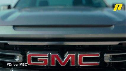 شاهد الفرق بين طرازي  AT4 وelevation المقدمة من GMC Sierra 2020