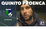 Wesseling-Urfelds Quinito Proenca über seine Doppelfunktion als U19-Trainer und Spieler