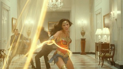 Wonder Woman 1984 - Bande Annonce Officielle (VOST)