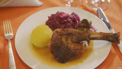 أطباق الميلاد: تقاليد ألمانيا