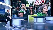 Élections en Algérie : la mobilisation de la rue ne faiblit pas