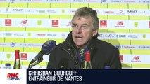 """Nantes : Gourcuff veut être dans un """"climat serein"""" pour voir les ambitions se concrétiser"""