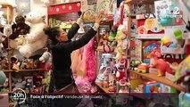 Saint-Maure-des-Fossés : une boutique de jouets fait de la résistance