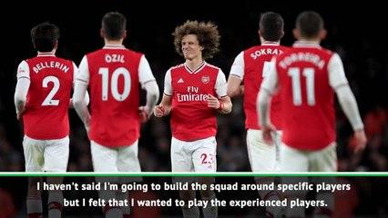Ljungberg puts responsibility on senior Arsenal players
