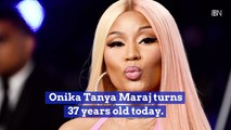 It's Nicki Minaj's Birthday