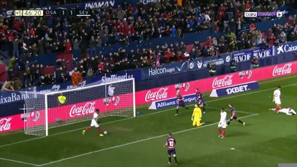 Osasuna 1 Sevilla 1