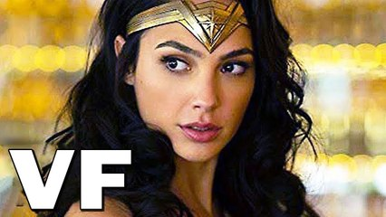 WONDER WOMAN 1984 Bande Annonce VF