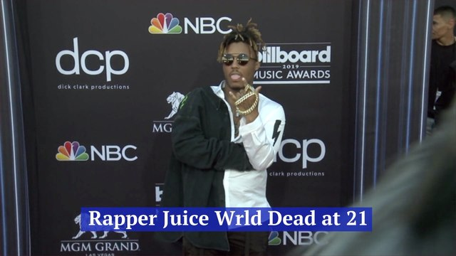 Juice Wrld Has Died