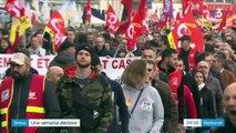 Grève : une semaine décisive