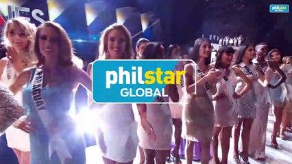 Gazini Ganados makes  it to Miss Universe top 20