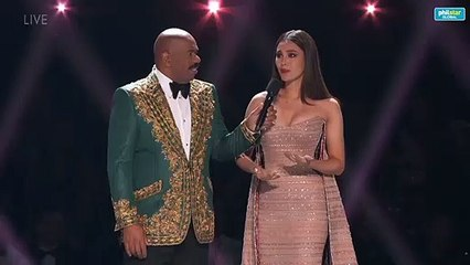 'Know what they're representing,' Catriona tells Miss Universe 2019 finalists