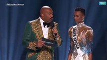Winning answer of South Africa's Zozibini Tunzi at Miss Universe 2019 pageant