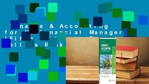 Finance & Accounting for Nonfinancial Managers, (Fifth Edition)  Best Sellers Rank : #2
