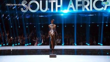Miss Universe 2019 final statement