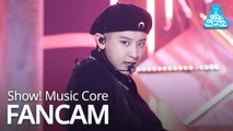 [예능연구소 직캠] EXO - Obsession (CHANYEOL), 엑소 - Obsession (찬열) @Show Music Core 20191207