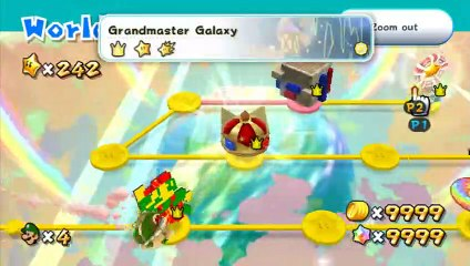 2019 Christmas Challenge - Super Mario Galaxy 2: The Perfect Run Speedrun (TAS)