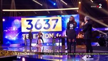 Malaise TV avec Aya Nakamura au Téléthon