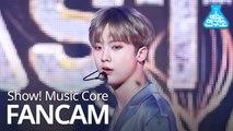 [예능연구소 직캠] ASTRO - BLUE FLAME (YOONSANHA), 아스트로 - BLUE FLAME (윤산하) @Show Music Core 20191207