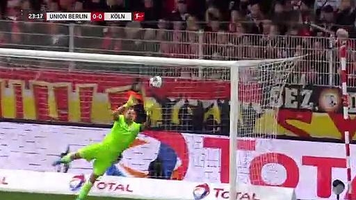 Union Berlin - Köln (2-0) - Maç Özeti - Bundesliga 2019/20