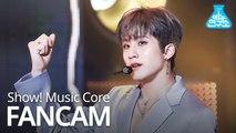 [예능연구소 직캠] ASTRO - BLUE FLAME (JINJIN), 아스트로 - BLUE FLAME (진진) @Show Music Core 20191207