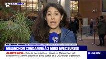 Perquisitions à LFI: Jean-Luc Mélenchon condamné à 3 mois de prison avec sursis et 8000€ d'amende