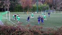 O. ST GENIS LAVAL / CSL 1 : les buts