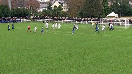 Le résumé de Stade Pontivyen - FC Lorient (0-1) 19-20