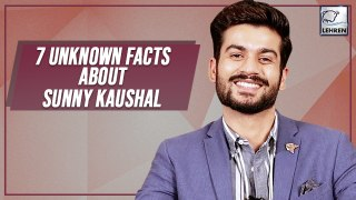 7 Unknown Facts About Vicky Kaushal's Brother- Sunny Kaushal