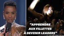 Ce discours de Miss Univers 2019 sur la place des femmes a fait lever toute la salle